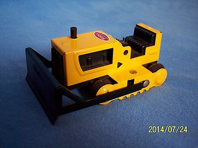 Vintage Tonka Toy Bulldozer Construction Tractor Truck Pressed Steel Mound Minn
