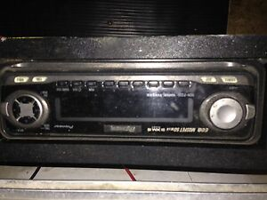 Pioneer Premier CD Player with FM/AM Tuner