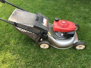 Honda Push Mower - Well Maintained