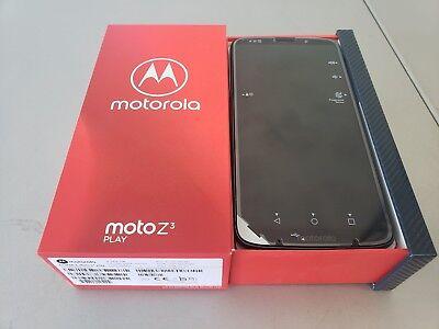 Motorola Moto Z3 Depict XT1929-4 64GB Unlocked (Unlocked) Extras