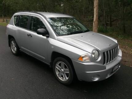 2008 Jeep Compass Diesel Wagon
