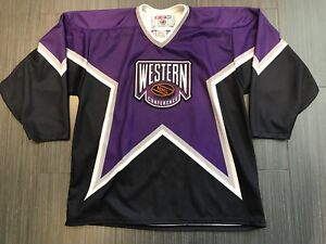 Vintage CCM 1994-97 Western Conference All-Star Hockey Jersey
