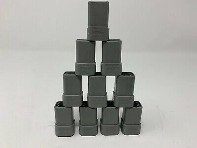 Lot Of 10 Amphenol Atp06-4s 4-way Atp Connector Plug Dtp06-4s Compatible