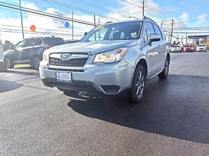 2016 Subaru Forester 2.5i 4WD - only $175 biweekly!