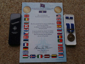 NATO-GENUINE-MEDAL-SET-AND-CERTIFICATE-MINT-CONDITION-BALKANS