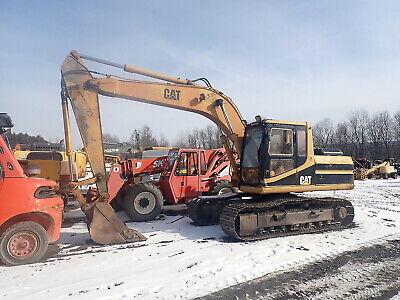 1996 Caterpillar 315l Hydraulic Excavator Rebuilt Engine Nice Uc 315 Cat
