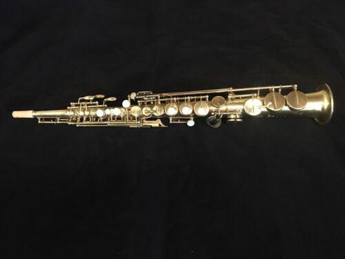 Selmer Paris Mark VI 1977 Soprano Saxophone w/original case