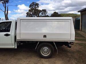 Quality AWL LX canopy for Holden Colorado. Armidale Armidale City Preview