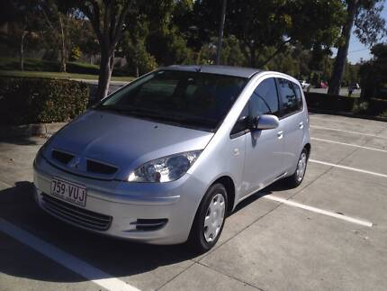 Mitsubishi Colt, auto with low km(63500), serviced recently Labrador Gold Coast City Preview