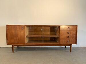 **SOLD**Mid Century vintage Parker Teak Sideboard TV
