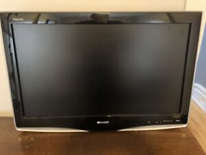 "32"" Sharp TV 720p/1080i"