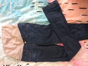Maternity sz8 Jeans West South Maclean Logan Area Preview