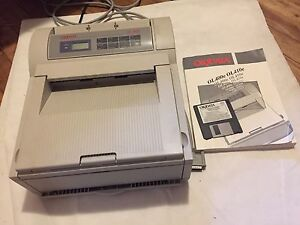 Okidata OL 400e Laser Printer (Old)