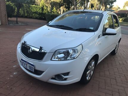 07 Holden Barina 5 Spd manual - $5k ono