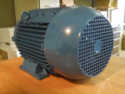 Weg 7.5hp 3 Phse Electric Motor New Premium Efficiency