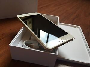 iPhone 6 Plus gold 128gb *FAULTY* Melbourne CBD Melbourne City Preview