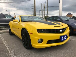 2010 Chevrolet Camaro SS RS | RALLY YELLOW