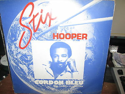 "STIX HOOPER ""CORDON BLEU"" MCA RECORDS"
