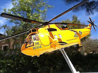 Corgi Westland Sea King HAR.Mk 3 RAF Search & Rescue Helicopter Diecast 1:140