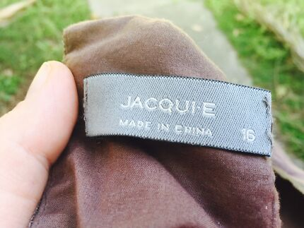 Jaquie size 16 Redcliffe Redcliffe Area Preview