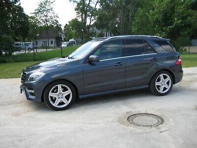 Airmatic Tieferlegung Mercedes ML 500 W166 von MH-DEZENT !