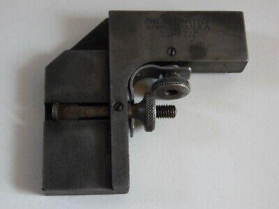 Starrett No.289b Machinists Bladerule Attachment For Combination Squares Usa