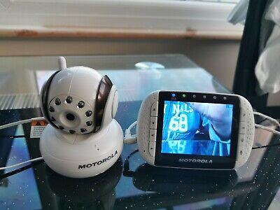 Motorola Baby Camera Monitor (Model: MBP36) segunda mano  Embacar hacia Mexico