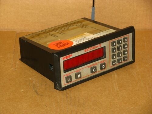 KEP BT28A3A2A Batchtrol II Electronic Counter Module