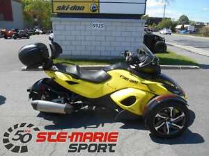 2014 Can-Am Spyder RS-S SE5