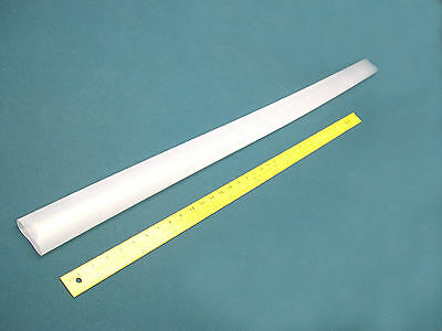Flawed 3m Heat Shrink Tubing Fp301 1.5 1-12 Diameter Clear One 48 Piece