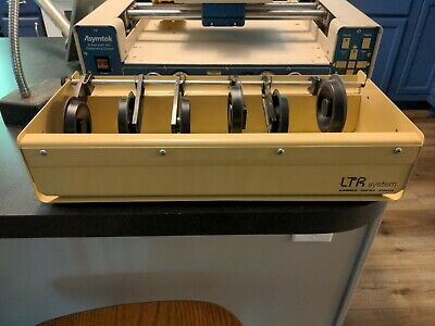 Ltr System Labels Tapes Rolls Multi Roll Tape Dispenser Counter Top Industrial