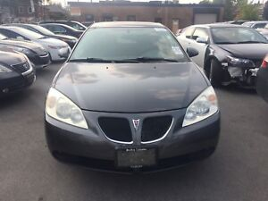 2005 Pontiac G6 Sedan CERTIFIED