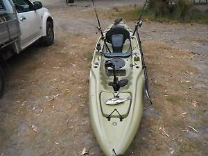 Hobie Outback Kayak Bicheno Glamorgan Area Preview