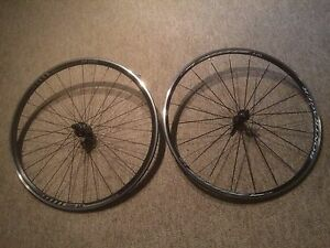 DT Swiss / Bontrager 700C Road Wheelset