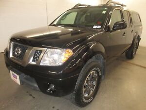 2014 Nissan Frontier PRO-4X- ALLOYS! 4X4! SUNROOF! BACKUP CAM!