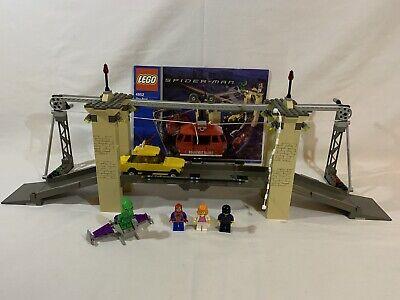 LEGO Spiderman 4852 The Final Showdown