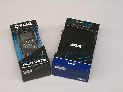 Flir Megger Aemc Fluke 1 Kv Insulation Resistance Dmm Tester -brand New