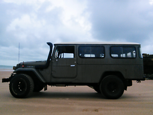 HJ47 Land Cruiser Broome Broome City Preview