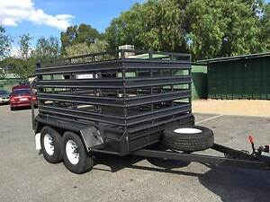 HAND MADE CATTLE/STOCK TRAILERS BUILT TO ORDER. Adelaide CBD Adelaide City Preview