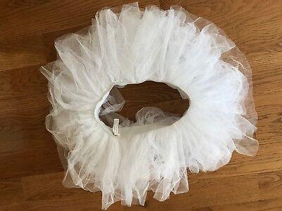 Amscan White Tutu For Women -medium Dress Up Halloween Ballerina - Tutu Costumes For Halloween Women