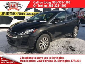2011 Mazda CX-7 GX, Automatic, Leather, Heated Seats