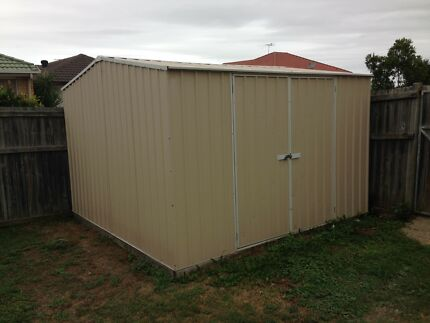 Garden shed 3x3 colourbond