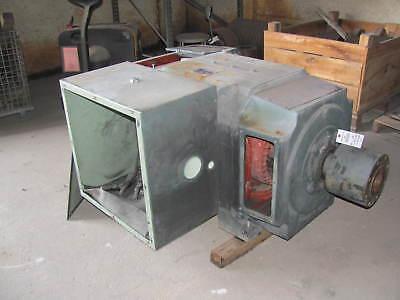 150 HP DC Reliance Electric Motor, 300 RPM, B589ATZ Frame, DPFV, 500 V Arm.