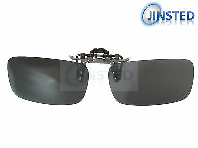 Usado, Alta Calidad Luz Negro con Clip Gafas de Sol Polarizadas Acp026 segunda mano  Embacar hacia Argentina