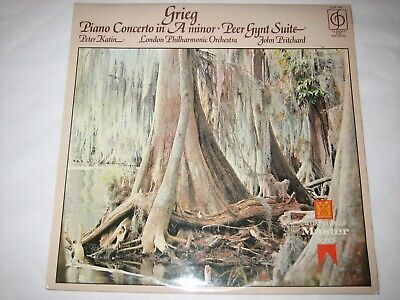 Grieg - Peter Katin, London Philharmonic Orchestra  Piano Concerto In A Minor
