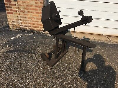 Shop Made Welding Positioner Turntable Lathe - See Pictures