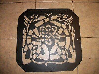Engrave A Crete Concrete Engraving Template Design Cel-8 Pattern