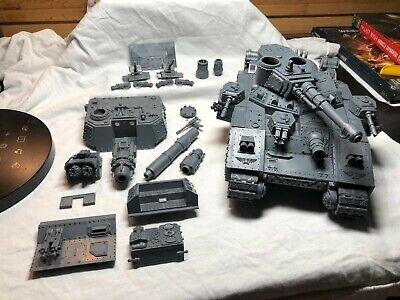 Warhammer 40k Astra Militarum Octoblade Baneblade