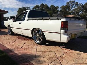 1996 Holden Commodore Ute Rutherford Maitland Area Preview