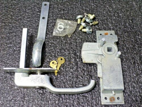 """Handle Lock Assy. for JUSTRITE 28120 Flammable Cabinet, 2 Drums, 64"""" x 94"""" x40"""""""